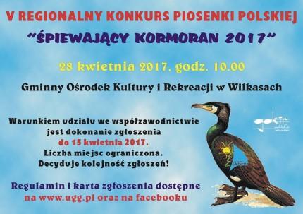 Konkurs Piosenki Kormoran 2017