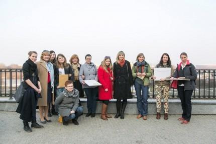 Uroczyste wręczenie grantów Z Kujawskim pomagamy pszczołom3