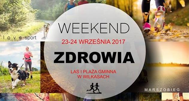 Weekend zdrowia 2017 - logo