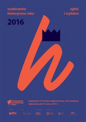 Wydarzenie Historyczne Roku_plakat B1