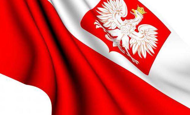 flaga PL powiew