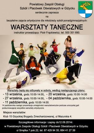 warsztaty taneczne - 2014 - Piotr Frąckiewicz- poprawiona wersja